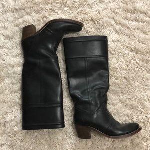 Black Jane Frye boots